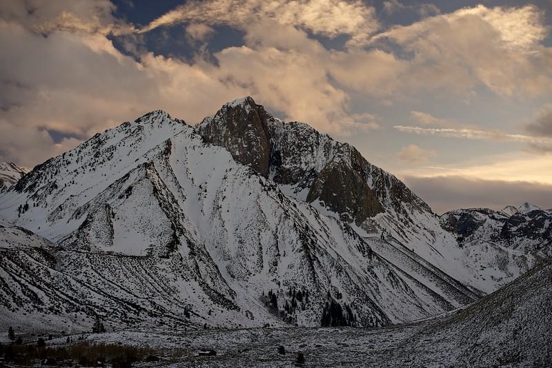 Sierra Nevadas Near Mammouth