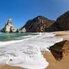Praia da Ursa beach in Portugal