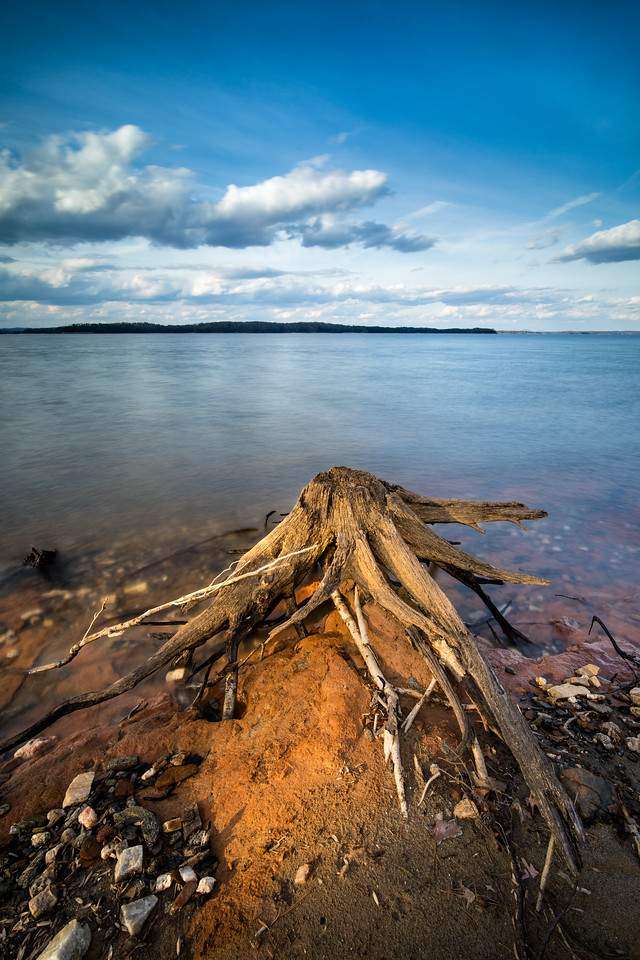 Drought conditions on Lake Lanier, GA — Digital Grin Photography Forum