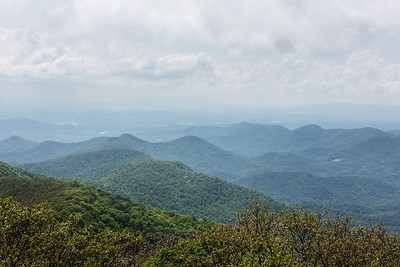 Brasstown Bald, Georgia