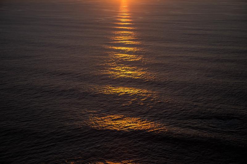 Last Light on Pacific