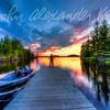 Evening Solitude - Voyageurs National Park
