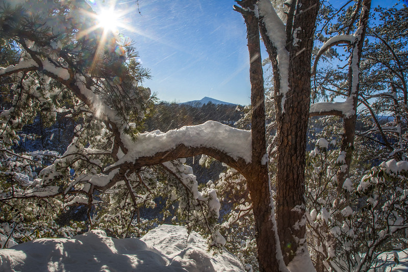 Sauratown Snow