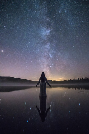 Milky Way Mirror