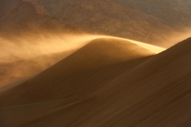 Mesquite Dunes, Death Valley
