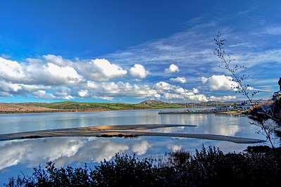 Our beloved Tomales Bay, West Marin, California.