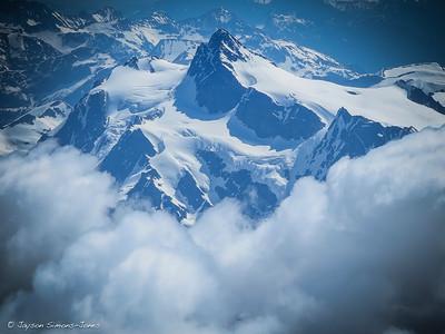 Mt Shuksan summit pyramid....North Cascades, WA