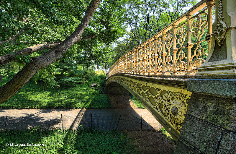Central Park - Pine Bank Arch