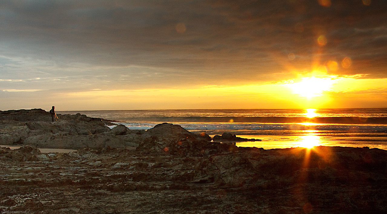 Currumbin Sunrise, Gold Coast, Australia