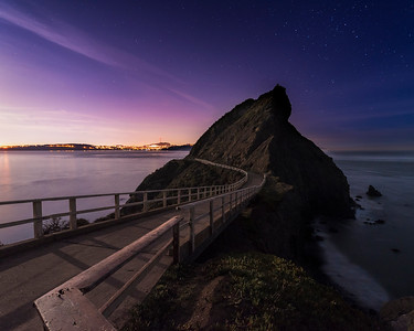 Closed Off at Point Bonita