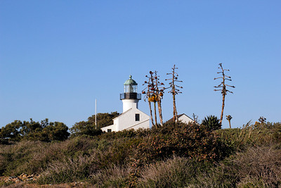 Lighthouse Cabrillo Monument