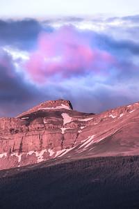 Castle Mountain Monkman