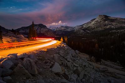 Driven To Yosemite