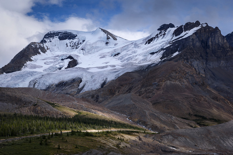 Columbia Icefield, Banff National Park, Alberta, Canada