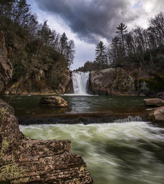Elk River Falls Panorama
