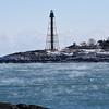 Marblehead Harbor sea smoke
