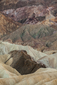 Colors~Zabriskie Point