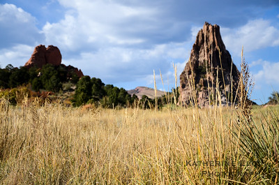 Garden of the Gods. Colorado Springs, CO.