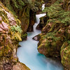 Avalanche Creek Gorge, Glacier National Park