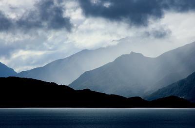 Lake Te Anau- New Zealand