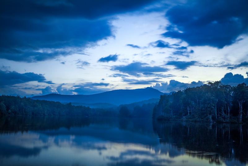 Price Lake Reflection