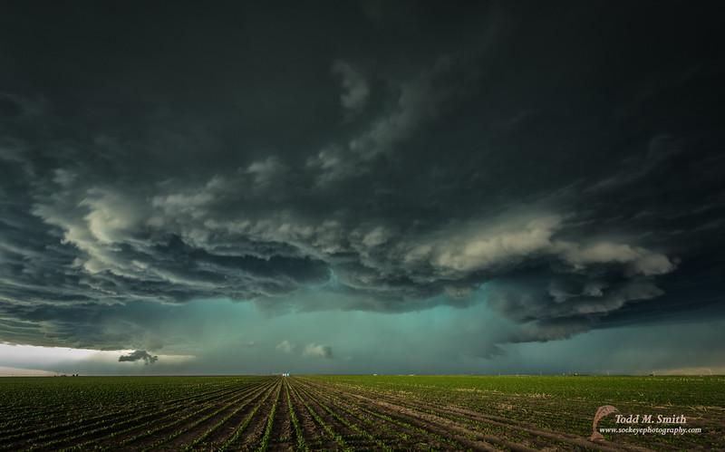 Burlington CO Storm