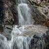 Waterfall Hetch Hetchy Dam