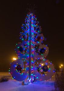 Christmas Tree - Cedar Falls, IA