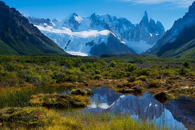 Cerro Torre Vista – Los Glaciares National Park, Patagonia, Argentina
