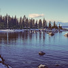 Early morning at Lake Tahoe