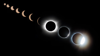 2017 Total Eclipse in Review