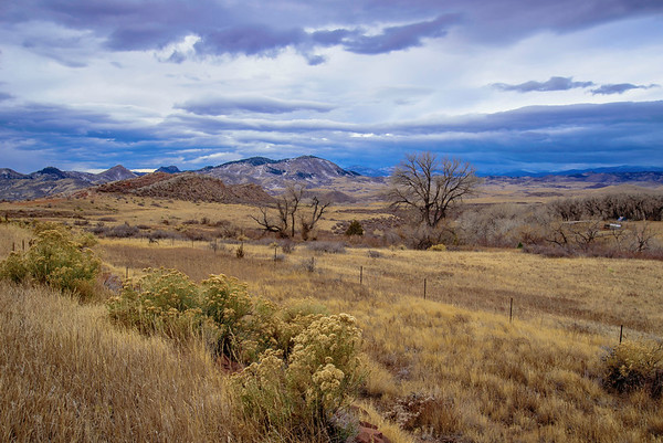 287 Overlook, Colorado, Early Winter