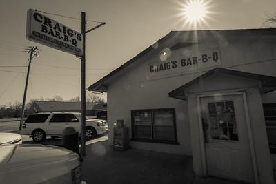 Craig's BBQ - DeValls Bluff, AR