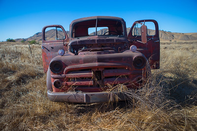 Keep on Truckin' or Keep on Rustin'