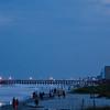 Blue Hour at North Myrtle Beach, SC