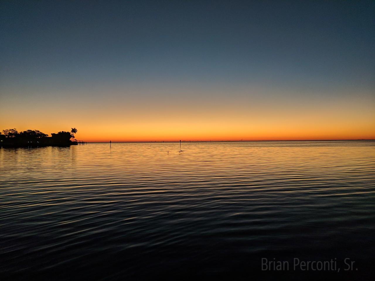 Tampa Bay Sunrise