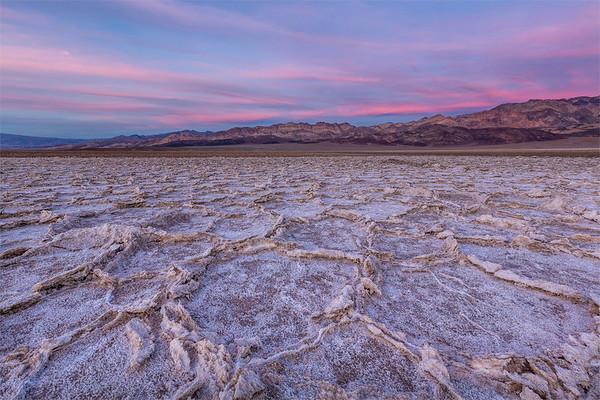 Salt Flats | Death Valley National Park | California