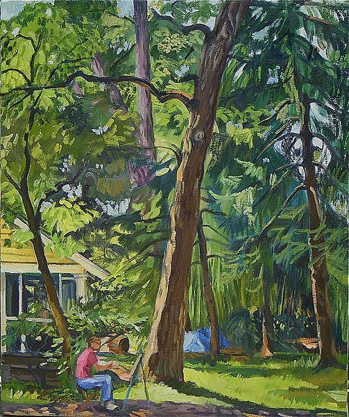 Ricki Painting