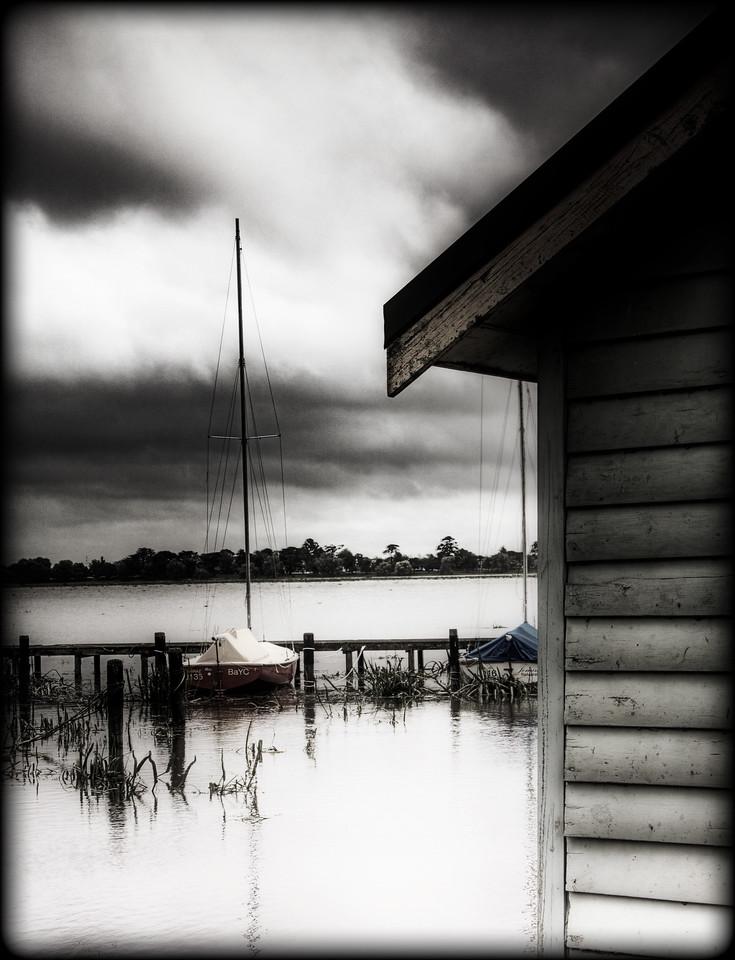 Muted Moorings, Lake Wendouree, Ballarat, Australia