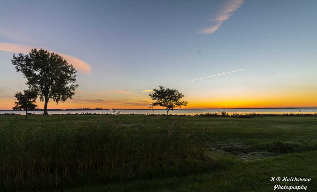 Sunrise - Lake Erie Metropark