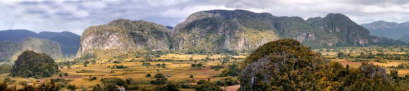 """""""Panoramic Cuban Valley"""""""