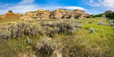 Theodore Roosevelt, National Parks, Badlands