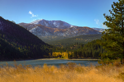 Conconully Lower Reservoir