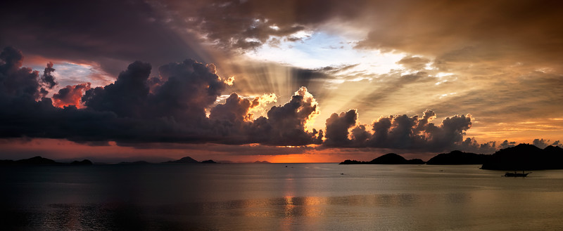 The Sunset - Indonesia
