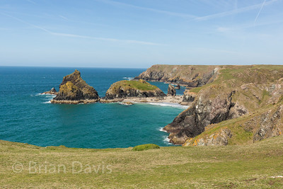 The Entrance to Kynance Cove, Cornwall