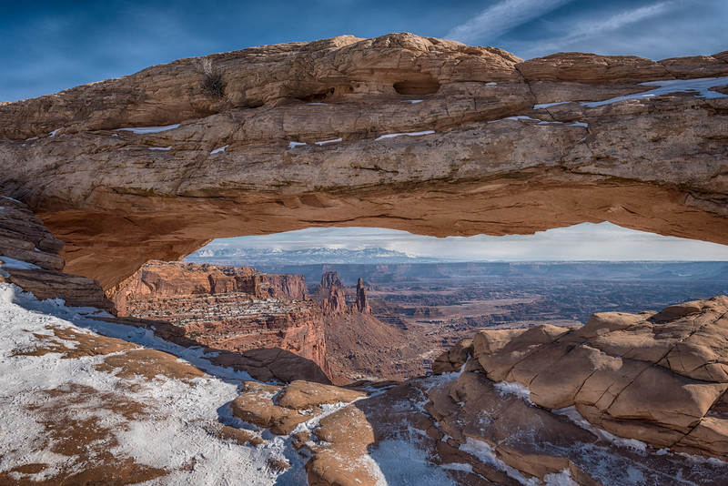 Mesa Arch, Canyonlands National Park, Utah