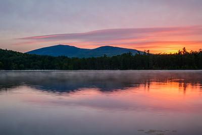 Kezar Lake & Mount Kearsarge Sunrise