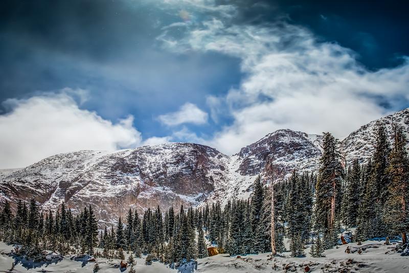 Road to Pikes Peak