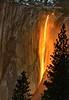 Horsetail Fall, Yosemite National Park, CA (February 2016)