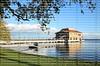 Beautiful waterfront view at Tavares, Florida, USA